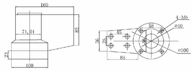 48机床悬臂-悬臂控制箱-配电箱-配电柜